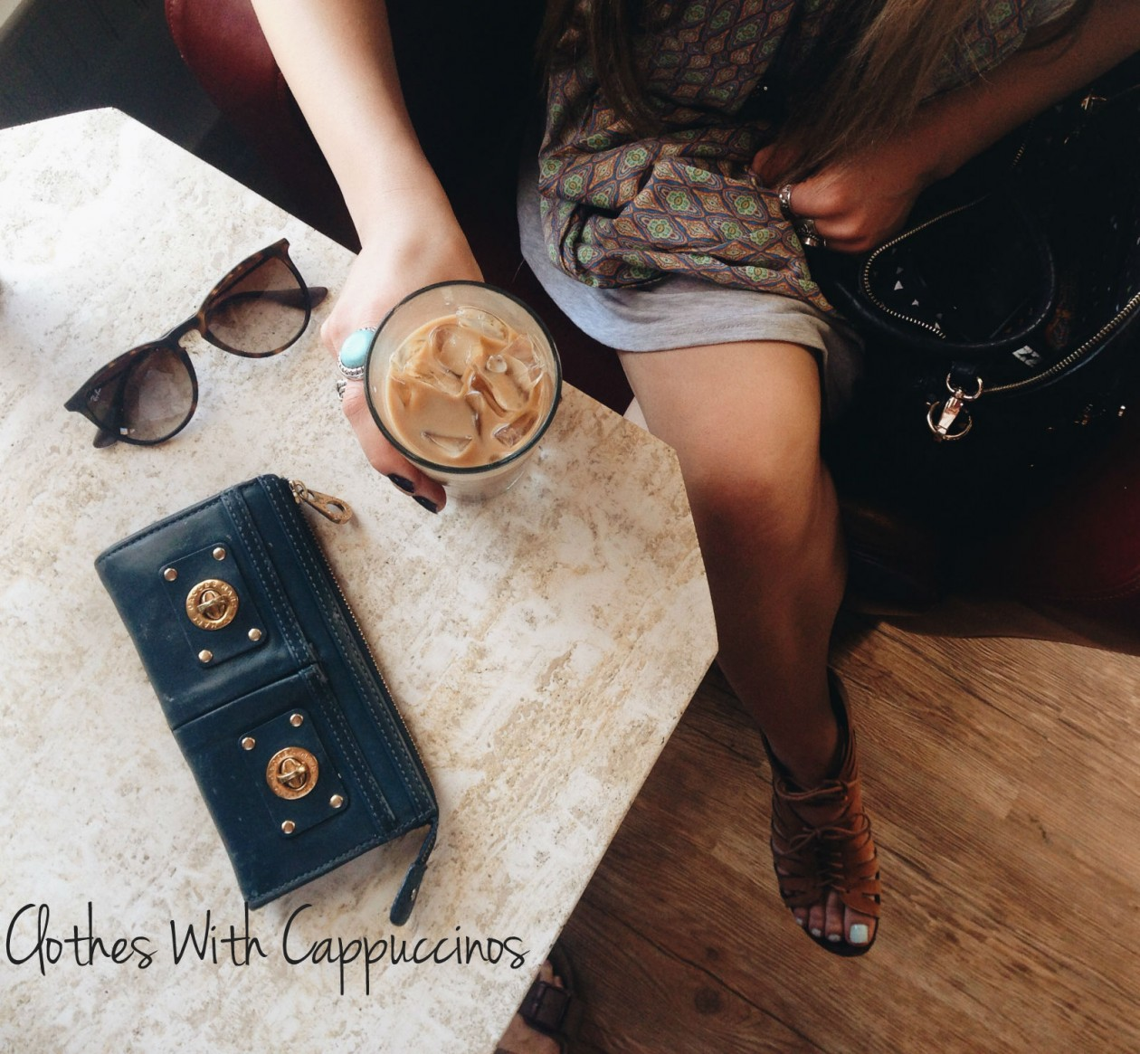 Clothes with Cappuccinos